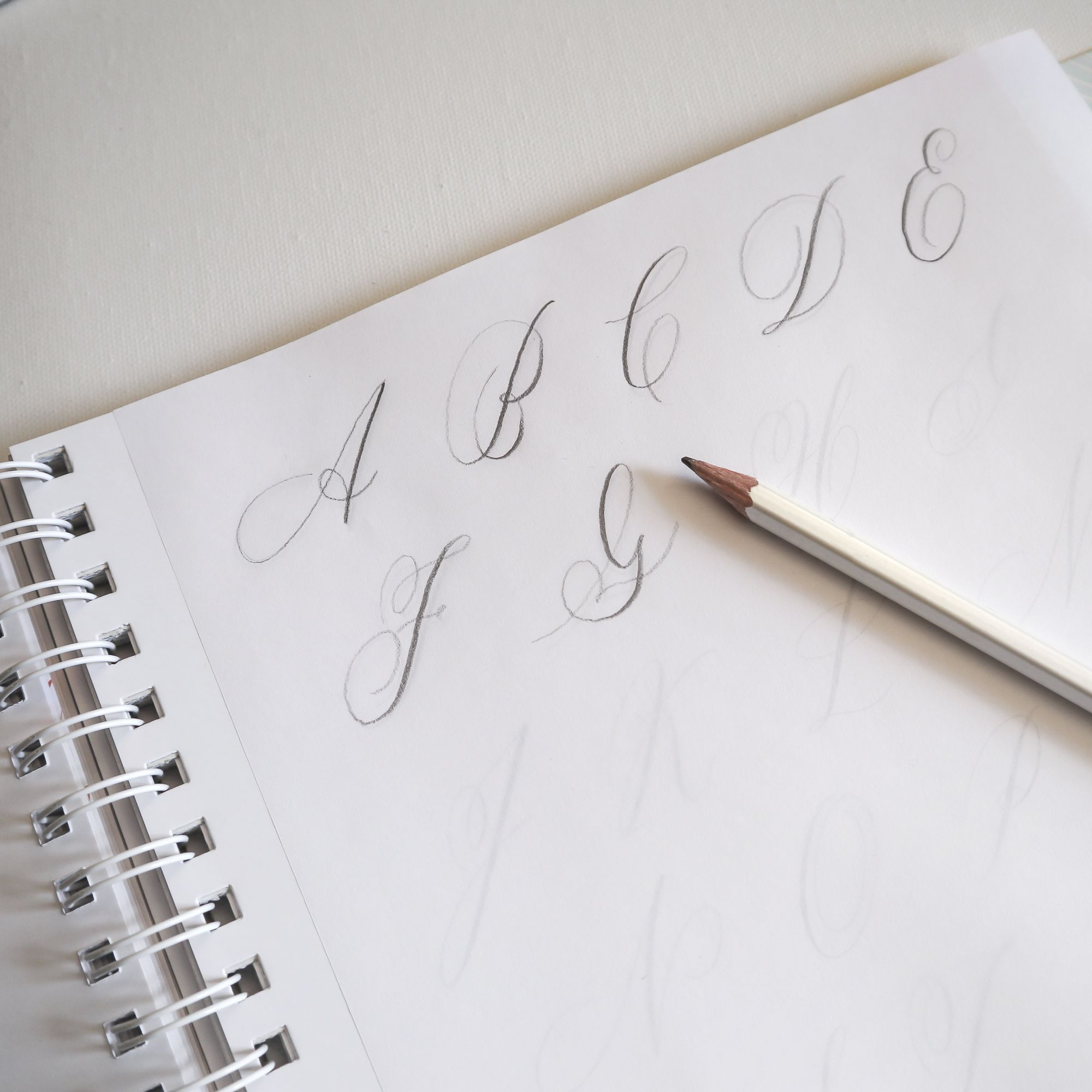 New Book Mastering Modern Calligraphy In