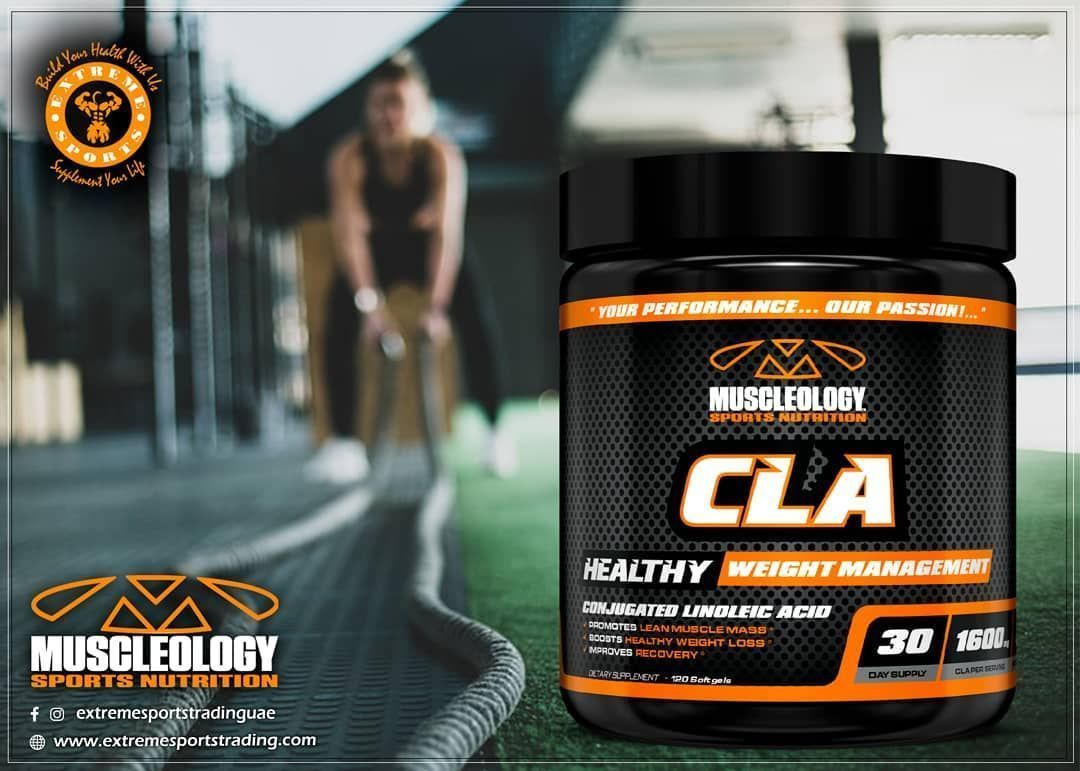 Muscleology Sports Nutrition Cla Supplement Your Life