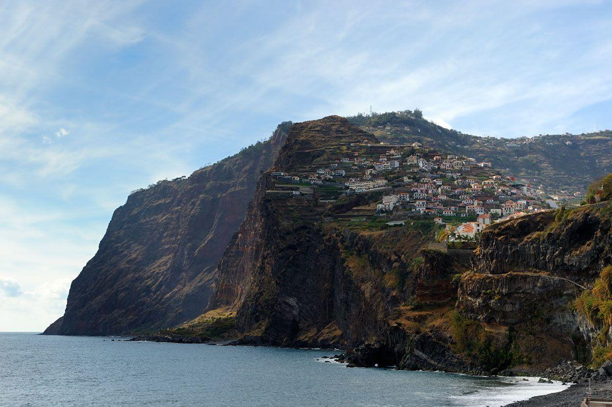 Cabo Girao, Madeira, Photographer: Lutfi Uzun