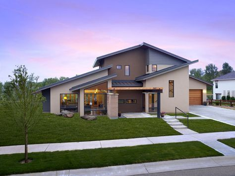 Beautiful Rammed Earth Home Celebrates Colorado Environment | Inhabitat - Sustainable Design Innovation, Eco Architecture, Green Building