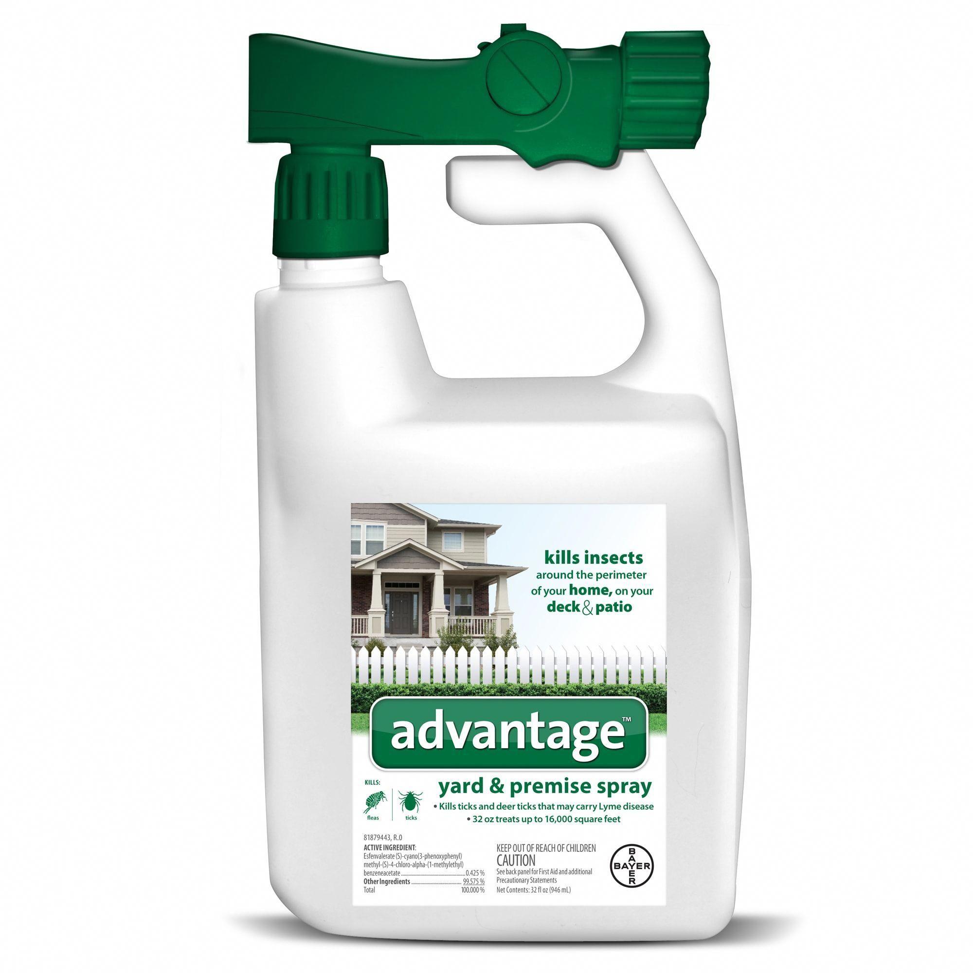 Advantage Yard Premise Spray 32 Fl Oz Petco Tick Spray Flea Spray Spray