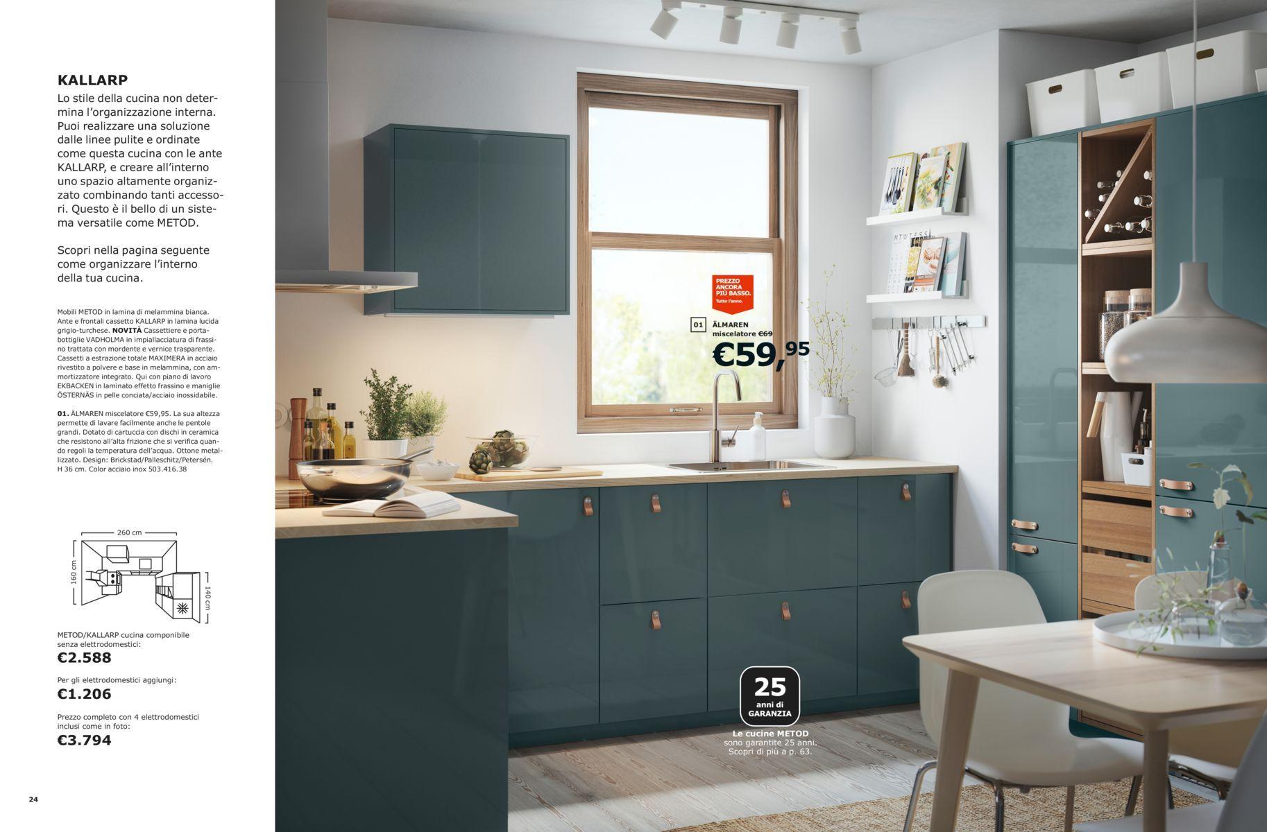 Altezza Cucina Ikea catalogo online e brochure (con immagini) | arredamento