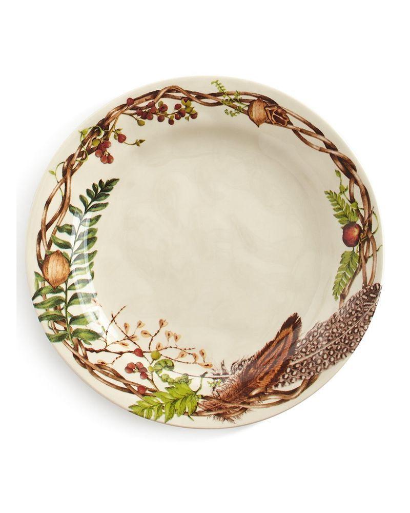 Juliska Forest Walk Dinner Plate  SET OF FOUR #JULISKA