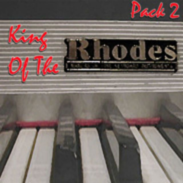 King of the Rhodes Pack 2 - Chords from Loopmasters | Splice