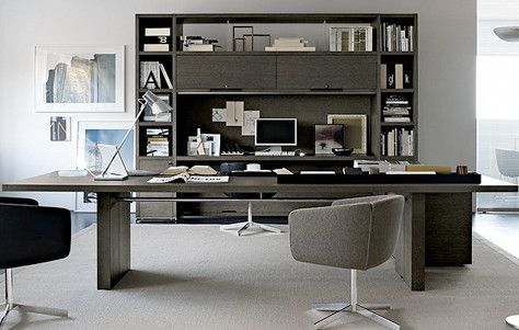 Modern Executive Desk As The New Type Of Desk