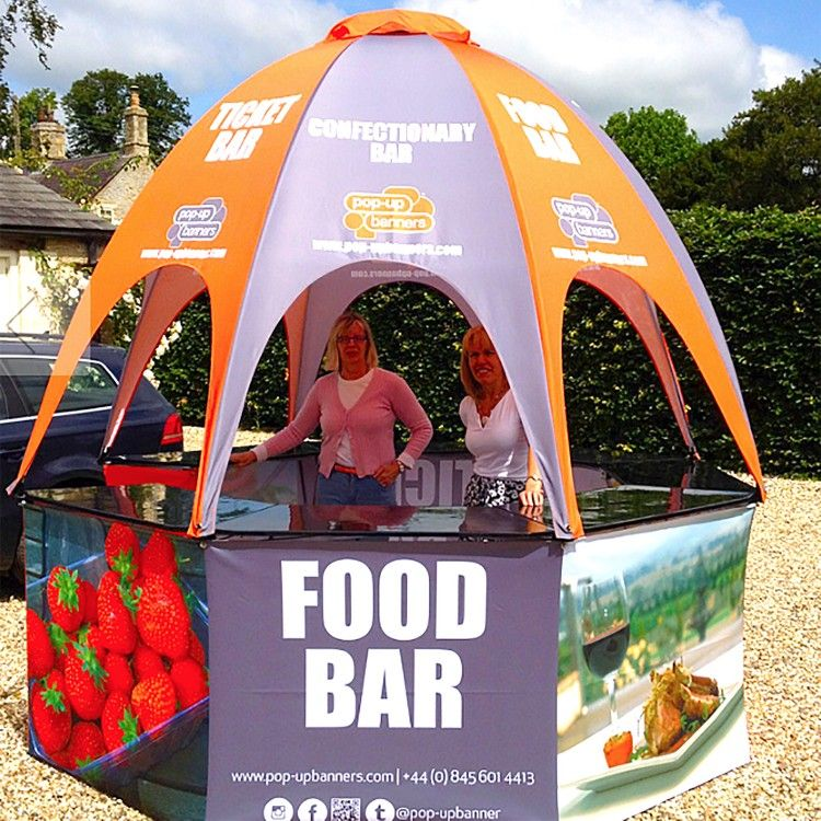 Event Kiosk PopUp Shop Event Dome Dome tent, Outdoor