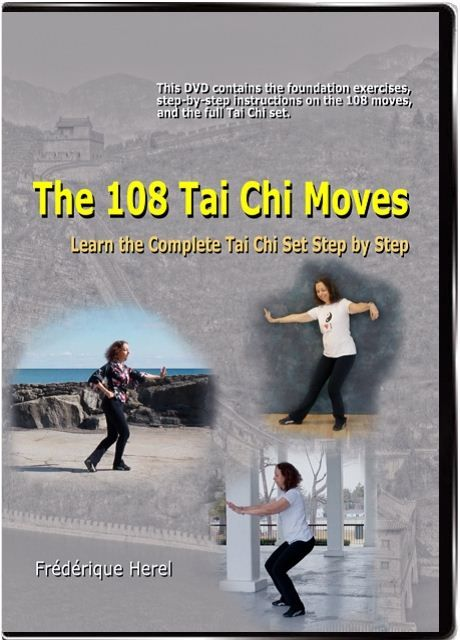 DVD with the 108 moves of Taoist Tai Chi  | Exercise - Tai