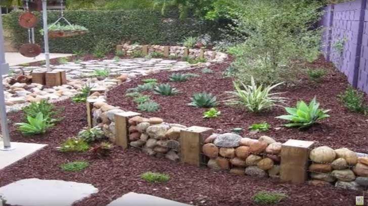 16 hermosas ideas para decorar tu jard n con piedras