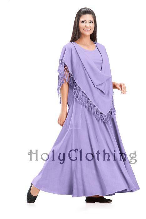 7cd5395b242 Sunita Fringed Boho 2-In-1 Indian Goddess Magic Gypsy Dress
