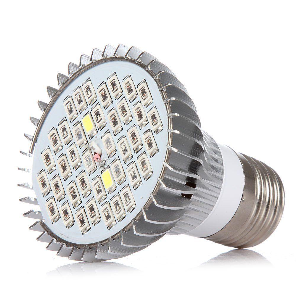 Atopsun Full Spectrum Led Grow Ampoule Uv Ir 30W E27 Pour 640 x 480