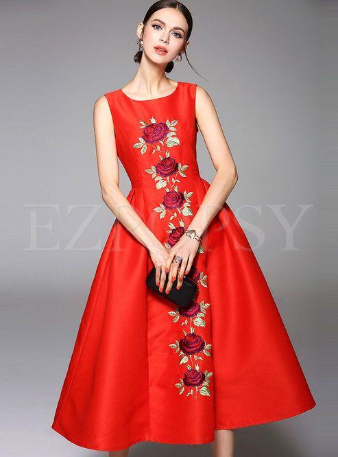 Maxi dress cantik online