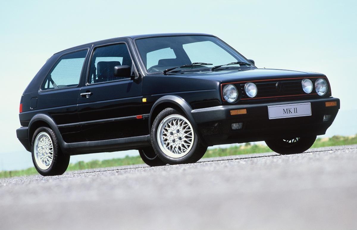 1977 1984 Vw Golf Gti Mk1 Volkswagen Golf Mk2 Golf Gti Volkswagen Golf