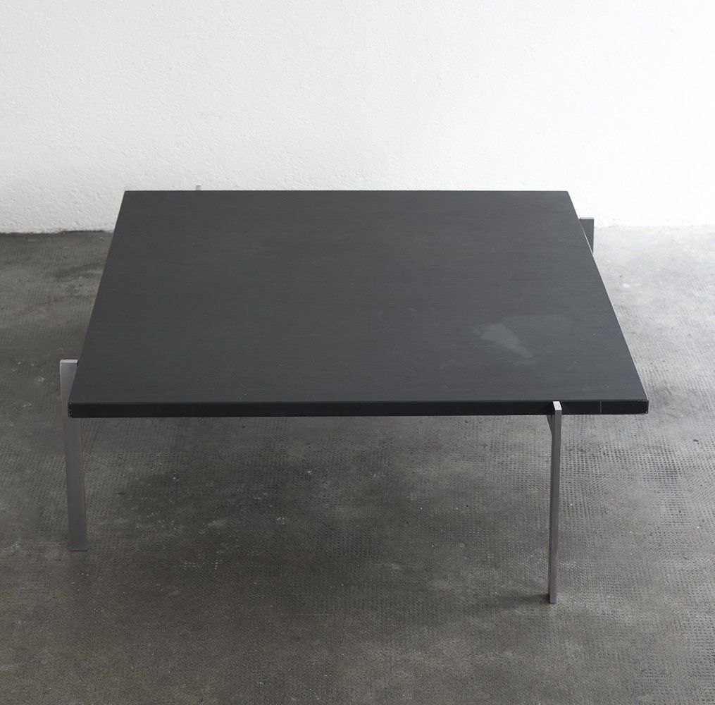 For Sale Pk61 Slate Coffee Table By Poul Kjaerholm 1990s In 2021 Slate Coffee Table Slate Coffee Coffee Table [ 1000 x 1015 Pixel ]
