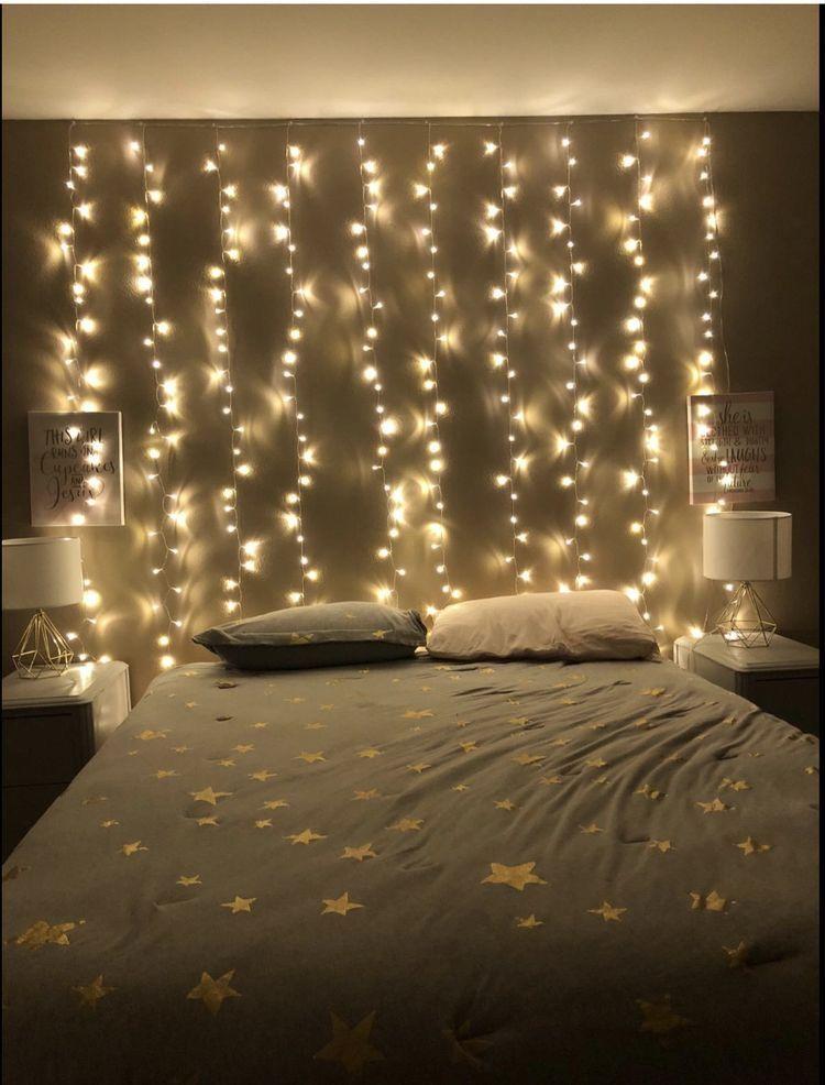 fairy lights fairy lights bedroom
