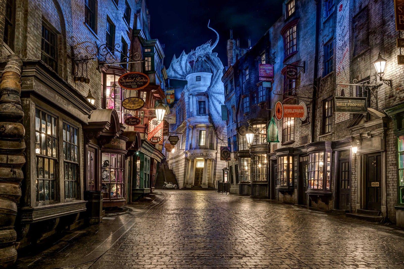 Quel parc d'attraction visiter à Orlando ? Universal Studios vs Island of Adventure