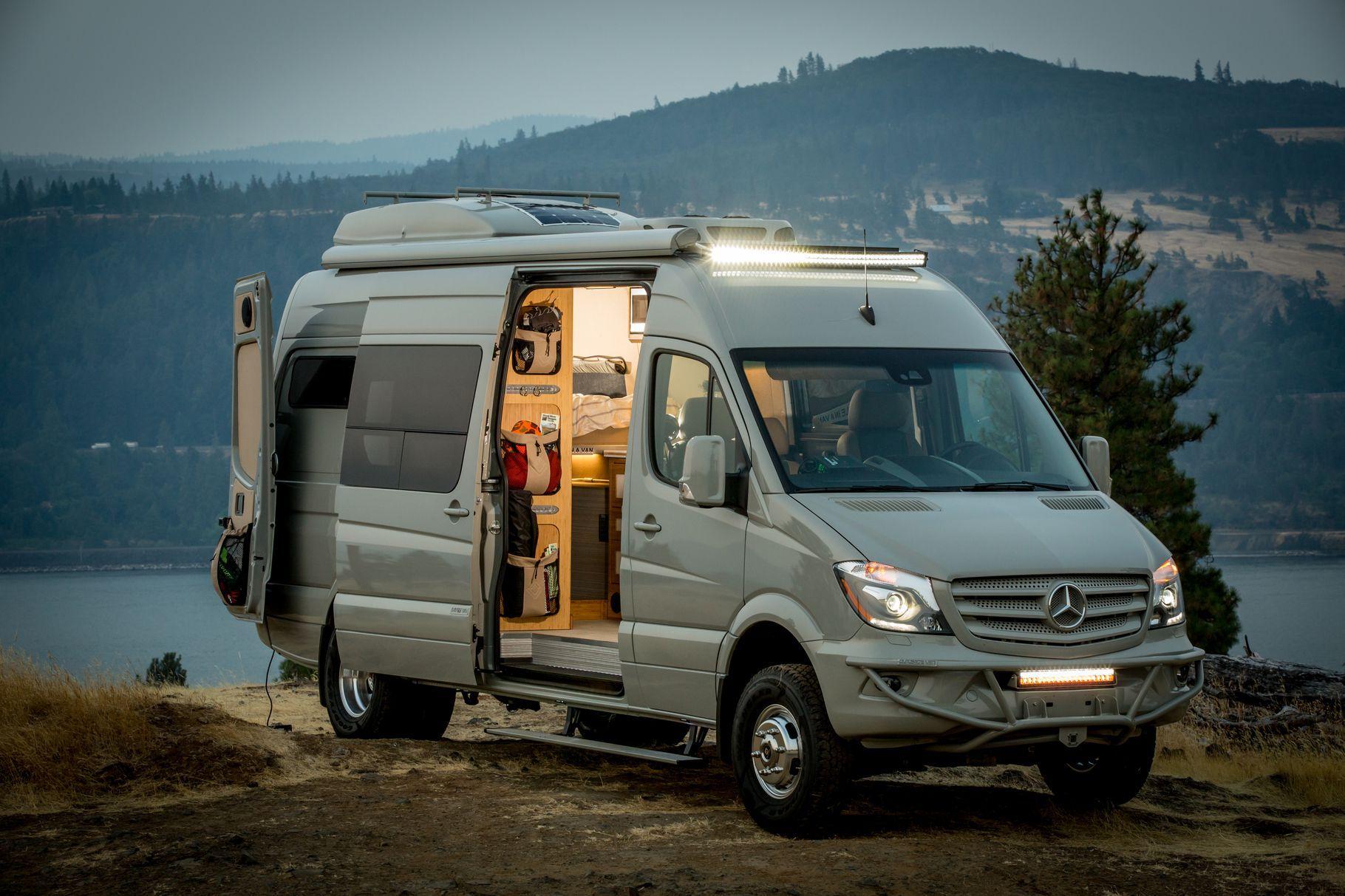 Van Life 101 The 5 Best Vans For Your Diy Camper -2819