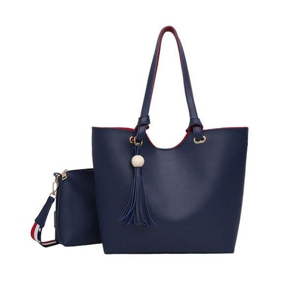 990d660ebe  RoseWholesale -  Rosewholesale Fashion Purses and Handbags for Women PU  Leather Purse Tote Bag