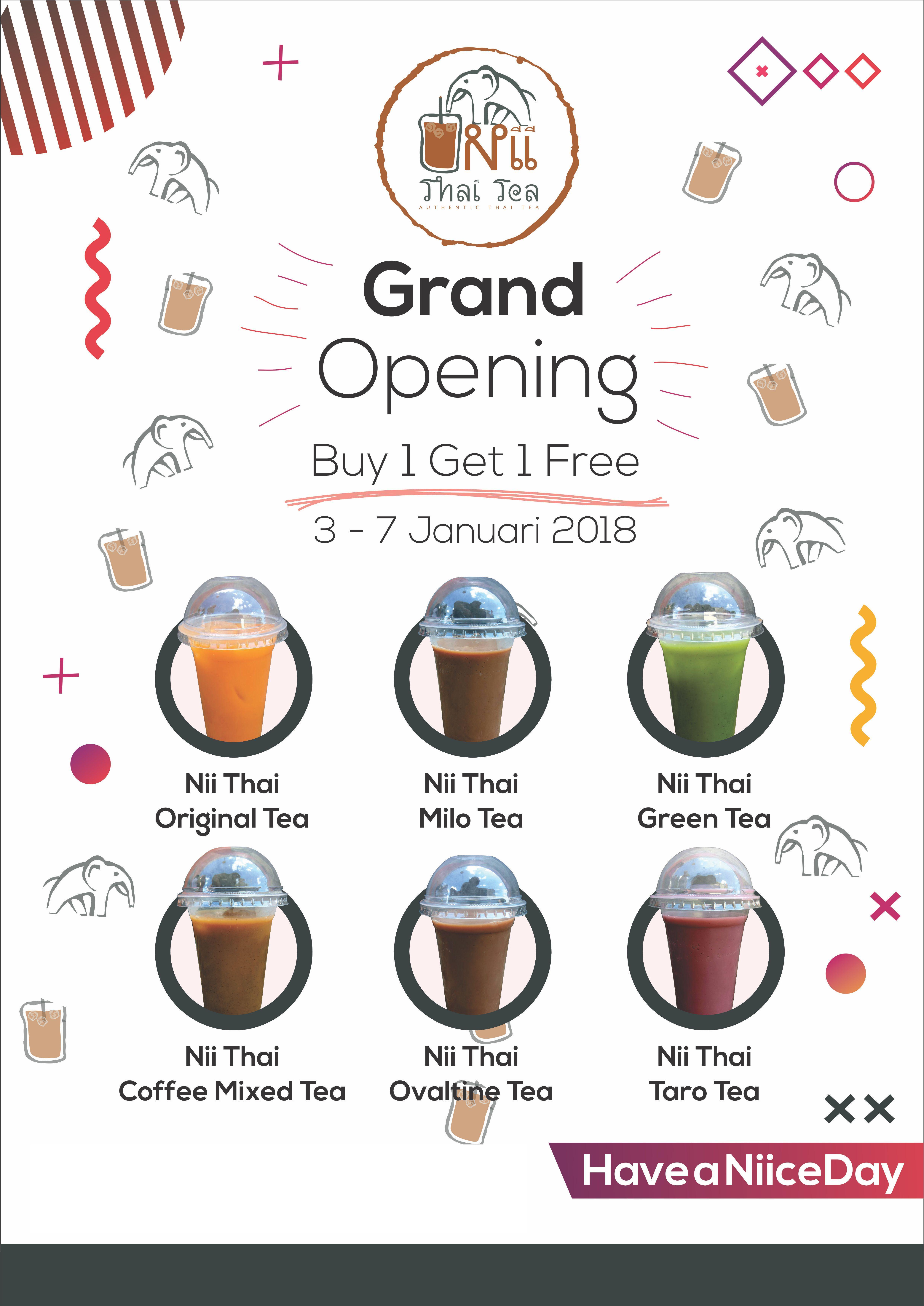 Desain Spanduk Thai Tea - desain spanduk keren