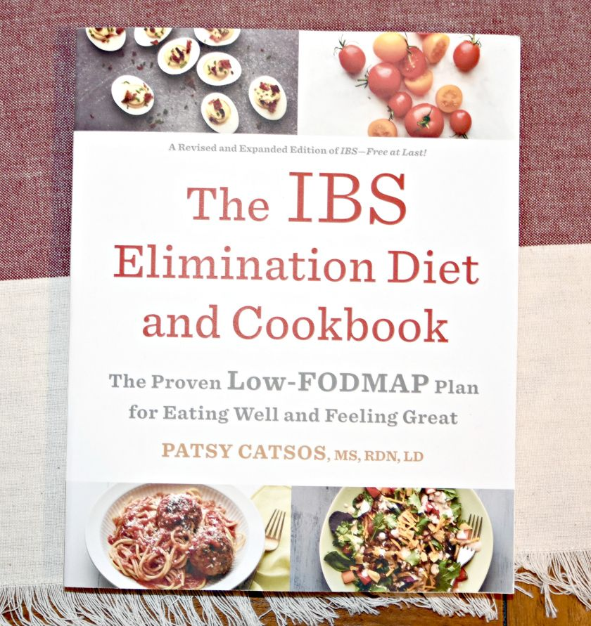 The IBS Elimination Diet and Cookbook #bookreview at the link