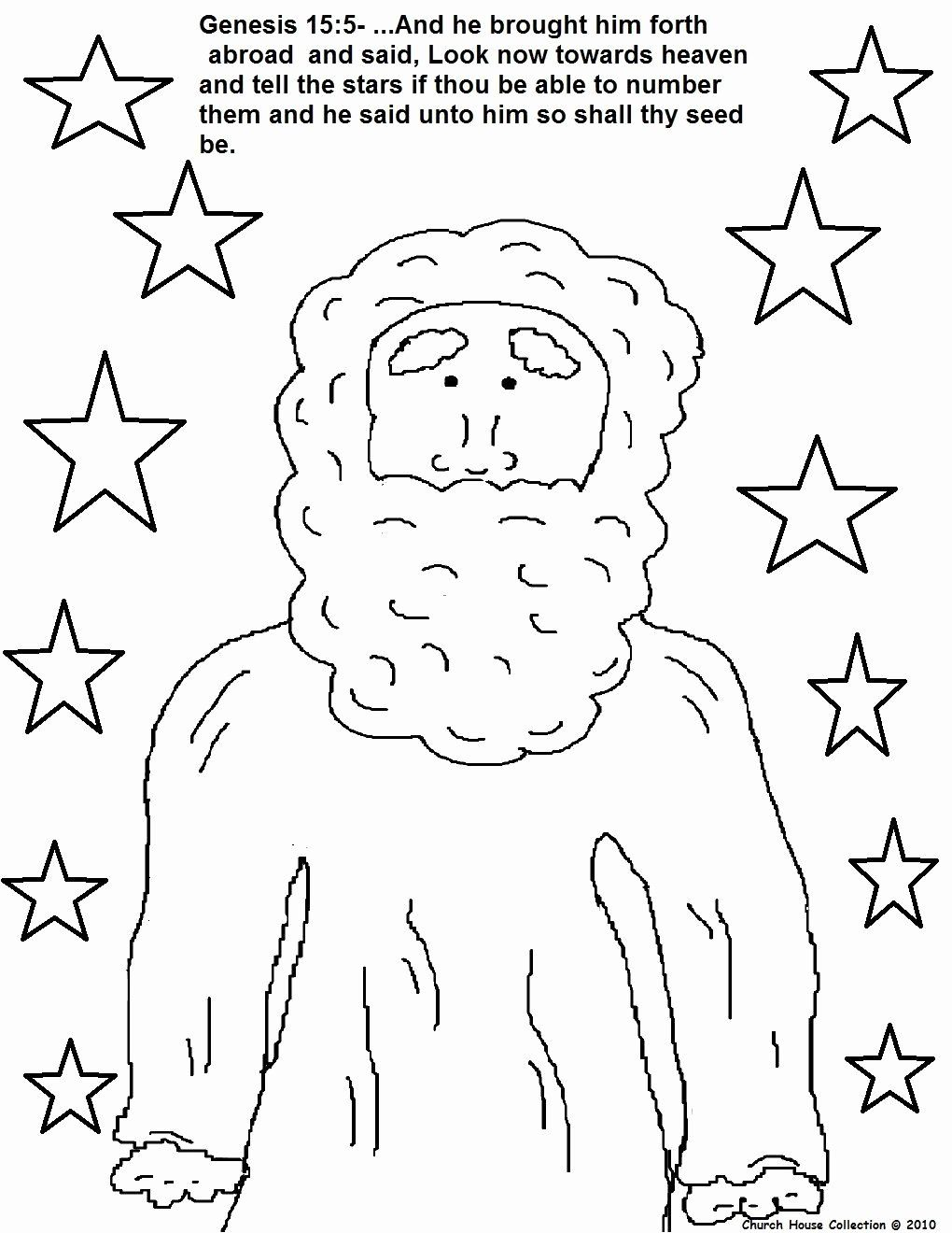 Abraham And Lot Coloring Page New Abraham And Lot Coloring Page At