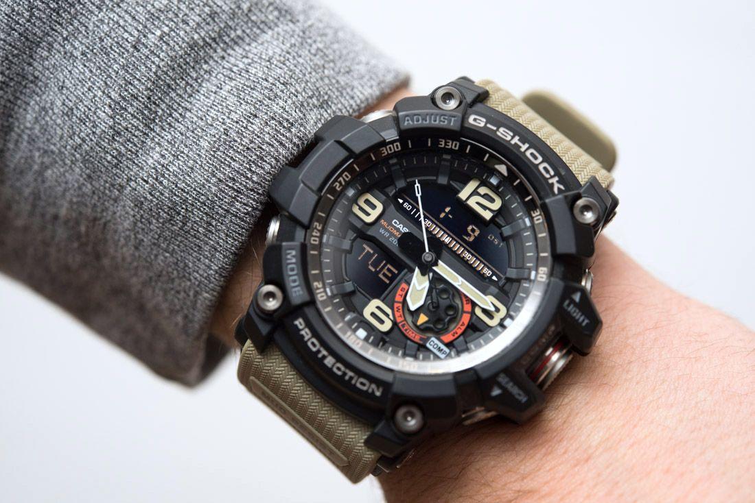 b2b0a1e29 Casio G-Shock GG-1000-1A5 Mudmaster Watch Review