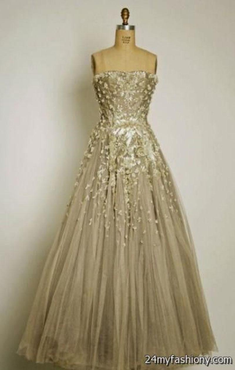 Wedding Dresses Vintage Dior