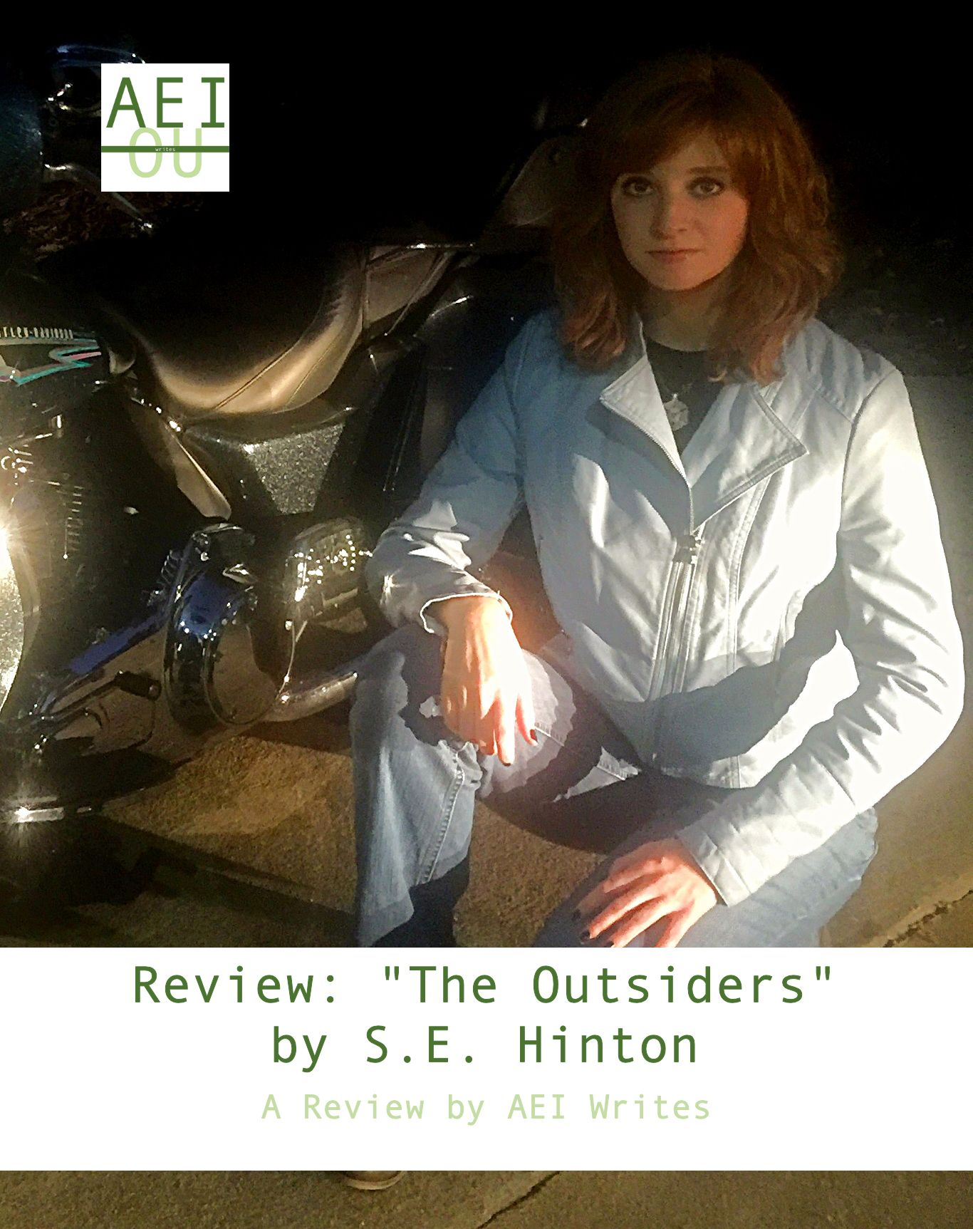 Review The Outsiders By S E Hinton In