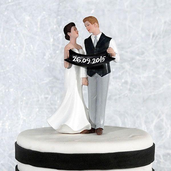 Figuren Hochzeitstorte Individuell  Hochzeit