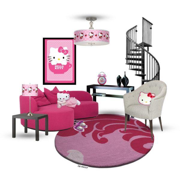 Hello Kitty Home Decor: Hello Kitty, Kitty, Home Decor