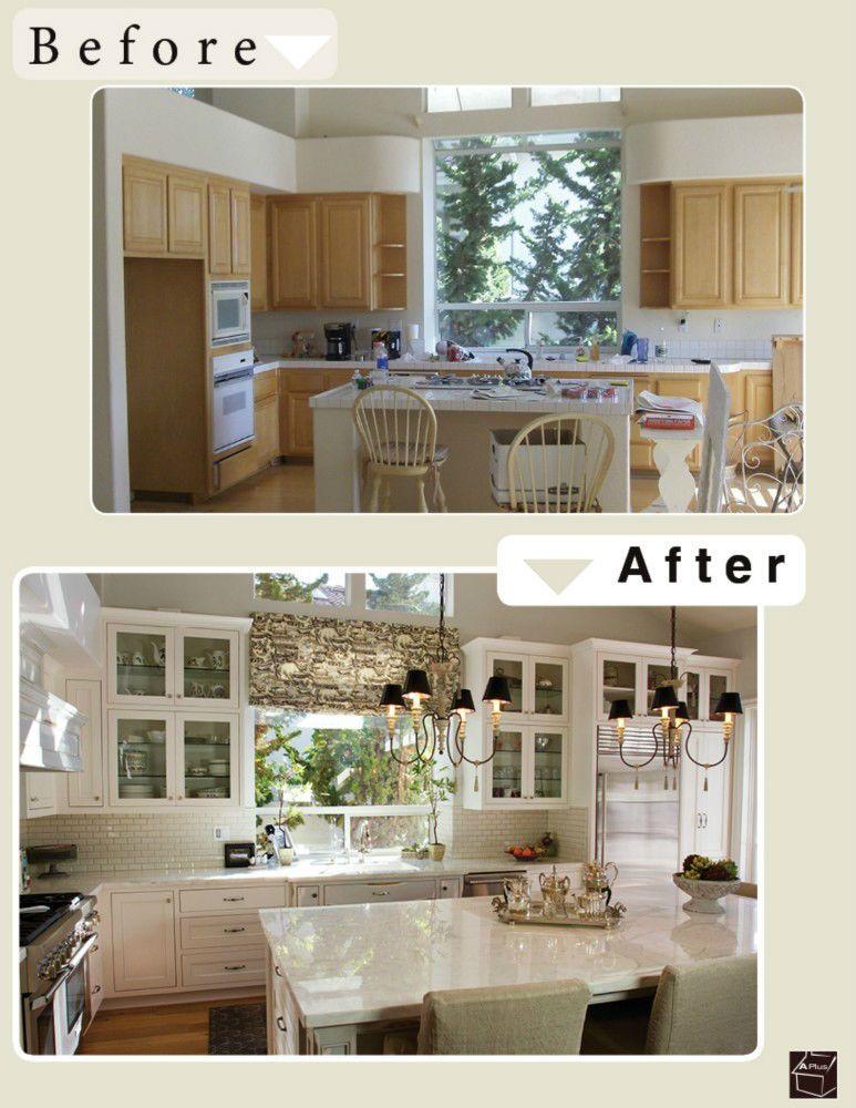 Dana Point Kitchen, Bathroom, Closet Remodel : APlus Kitchen Bath