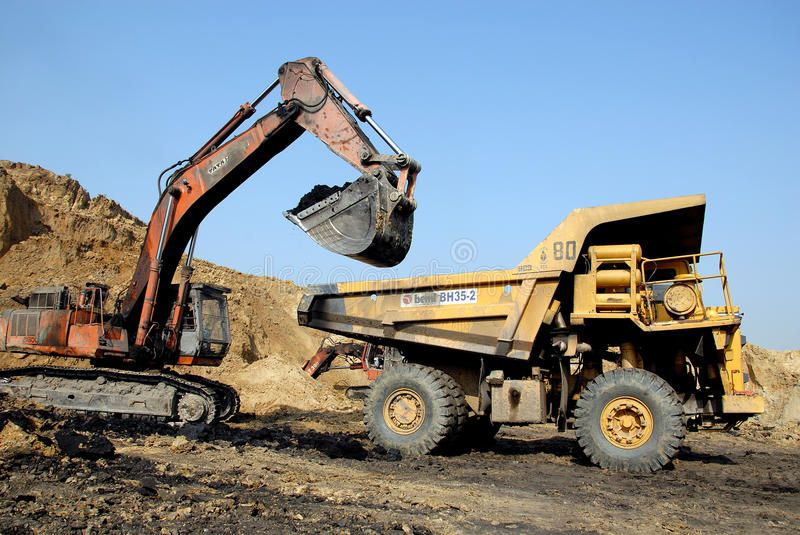 Coal Mining Equipment. September 20,2011 Khottadih ...