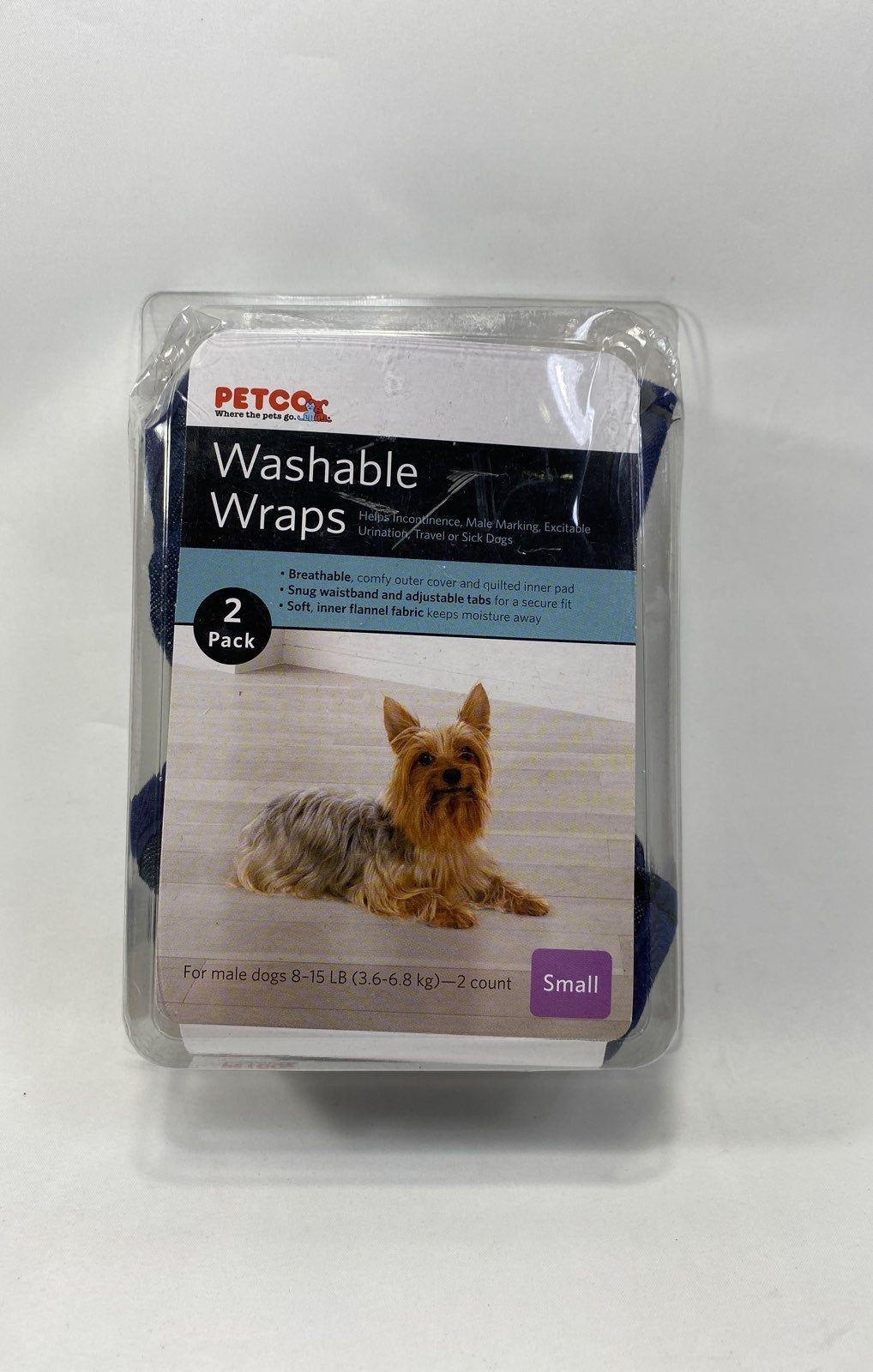 Petco Washable Wraps Male Dog Small Mercari In 2020 Small Dogs Petco Dogs