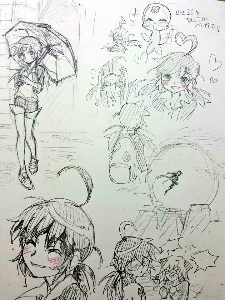 ♡ Miraculous Ladybug ♡ Marinette 2D