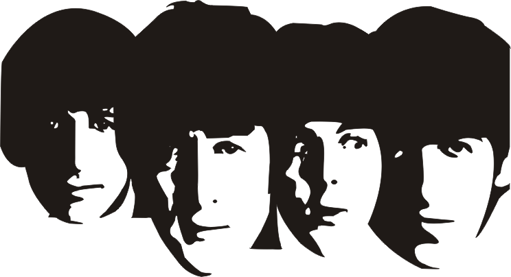 The Beatles By Captain Pepsi 744x404