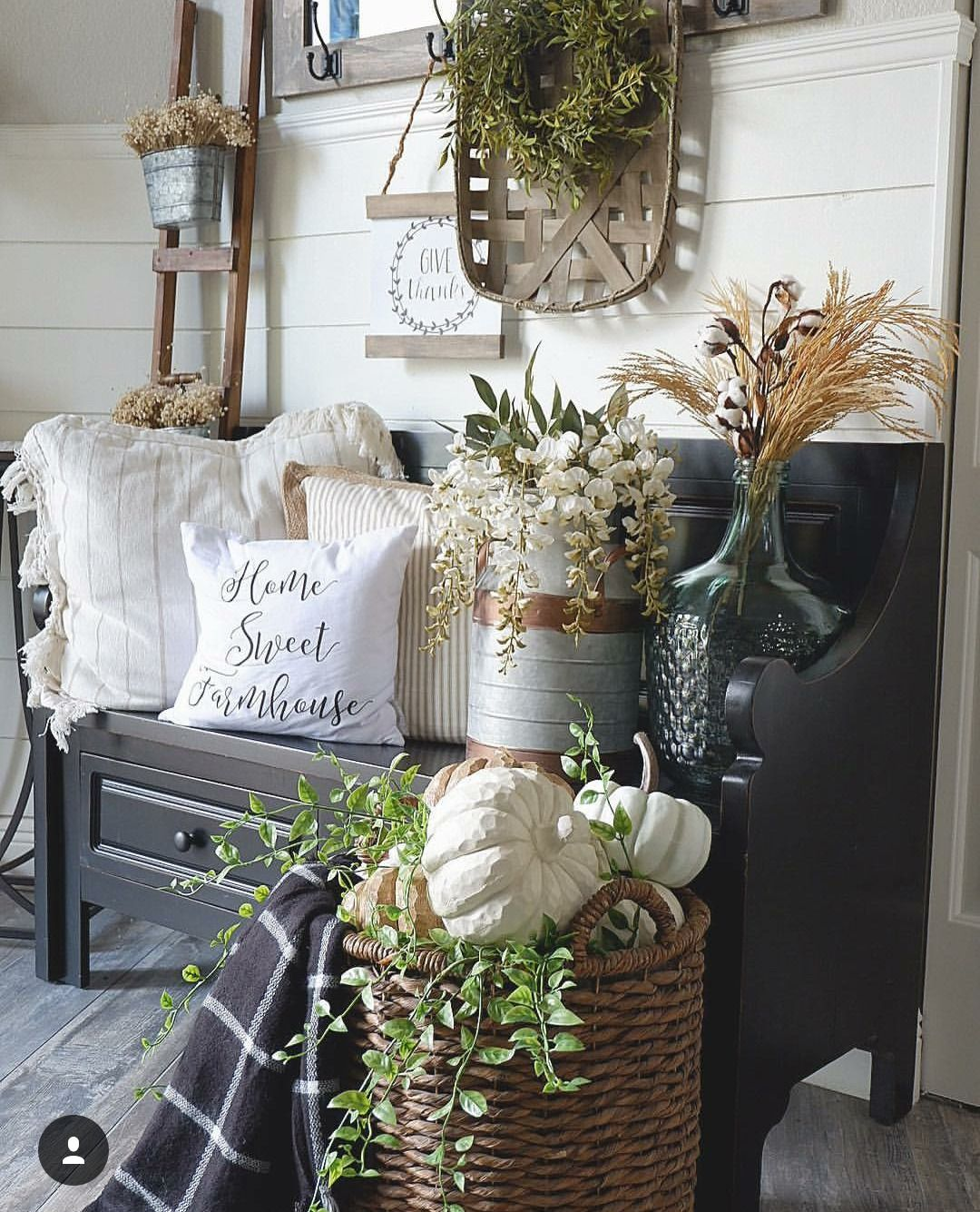 Inexpensive Home Decor Unique: Gorgeous Fall Decor That Stopped Me In My Scrollin' Tracks