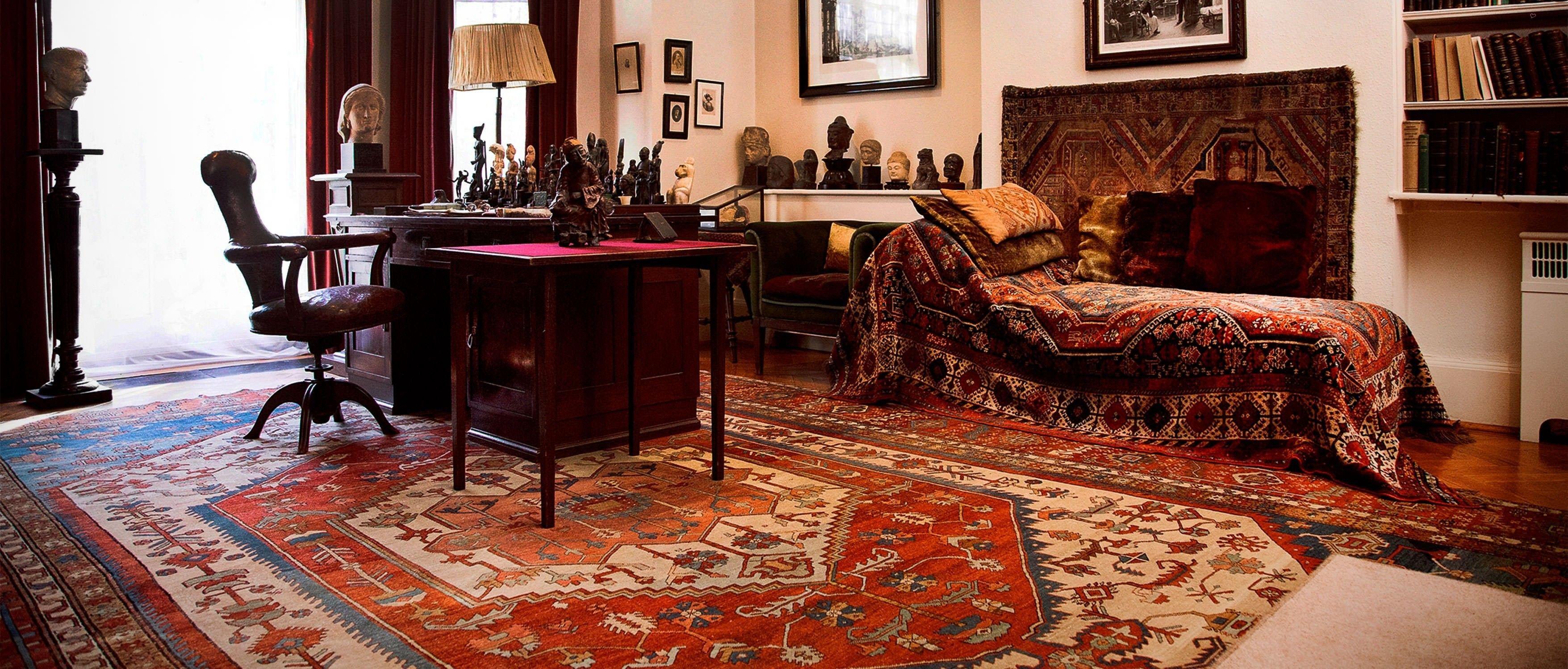 Sigmund Freuds Study Room