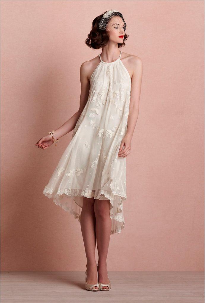 yo me caso con vestido corto de novia www-weddingpassion-es-via ...