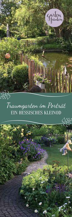 Traumgarten: Ein Hessisches Kleinod | Garten | Pinterest | Gärten,  Gartenentwürfe Und Erholsamen Plätze