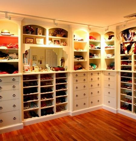 43 Highly Organized Closet Ideas  Dream Closets is part of Home Accessories Luxury Dream Closets - Are you looking for organization and storage ideas for a big or small space closet  If you are planning to reorganize your closet and put everything in its place, we have 43 great ideas for you  From hundreds of pairs of shoes to multiple expensive suits, we have ideas to organize everything neatly  Many of …