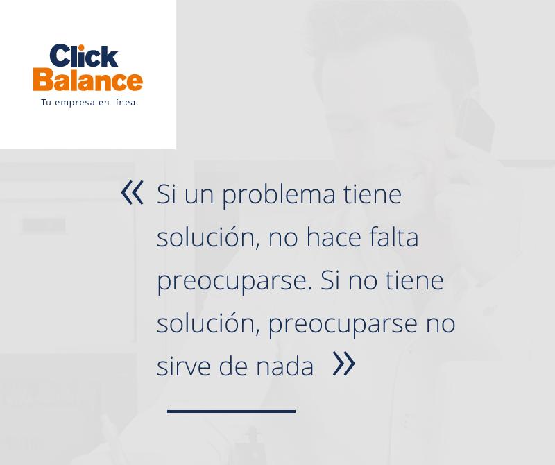 No te preocupes  #Frase #Cita #Empresa