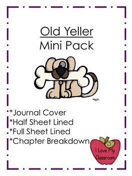 Printables Old Yeller Worksheets 1000 images about literature notebookinglapbooking on pinterest high school and reading comprehension