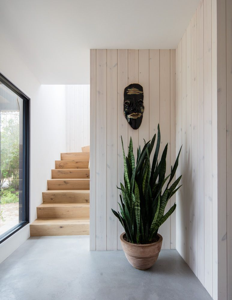 House No. 1, Surf House  T.W. Ryan Architecture More