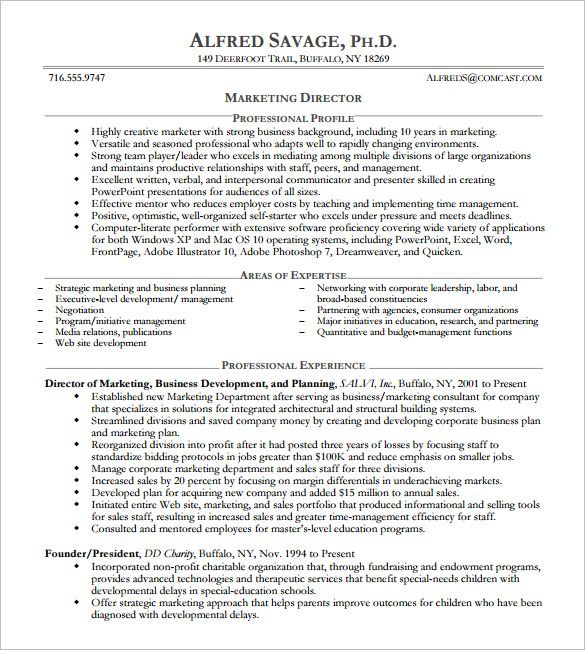 Executive Pinterest Executive resume, Executive resume template