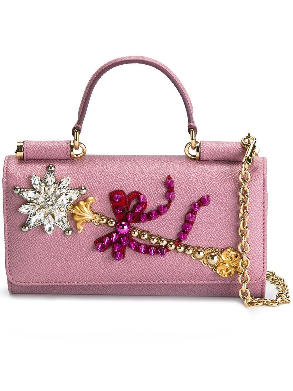 838795427233 Dolce   Gabbana mini  Von  wallet crossbody bag