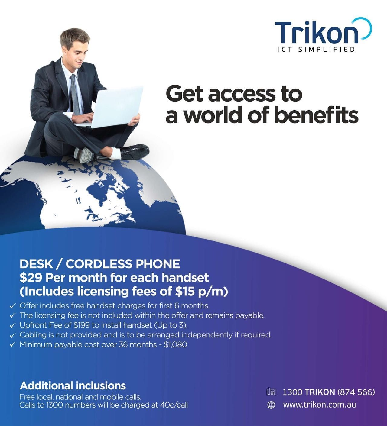 Get Access To A World Of Benefits Trikon in 2020