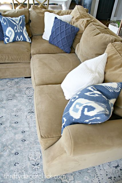 Review Of Arhaus Sofa After Six Years Our Most Expensive Furniture Purchase Was It Worth