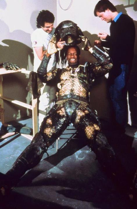Kevin Peter Hall - Predator (1987)