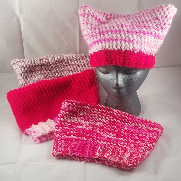 Pussy Cat Hat Pattern This pattern was created to make hats for ...