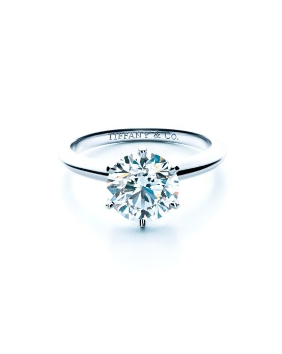 Tiffany And Co Engagement Ring I Wish Every Girl Could Find A Guy