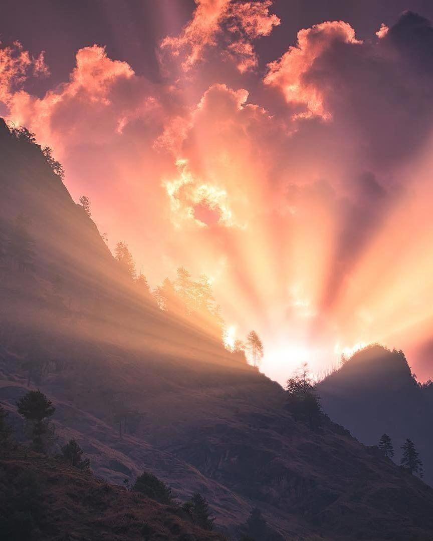 Love This Countrylandscapephotography Sunrise Landscape Sunset Landscape Sky Aesthetic